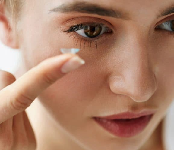 tips for contact lenses